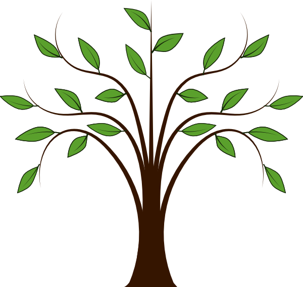 Tree clipart science. Whispy clip art at