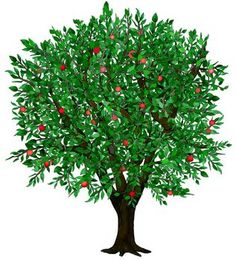Free cliparts download clip. Tree clipart summer