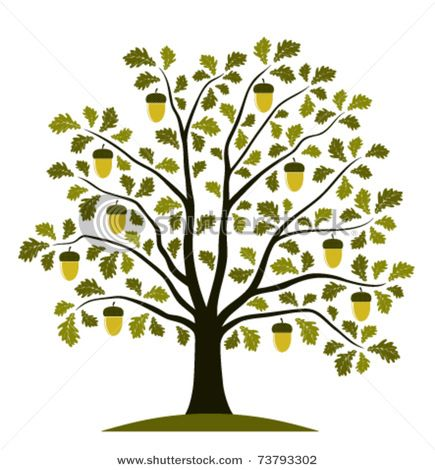 Tree clipart vector. Pin by cathy martinez