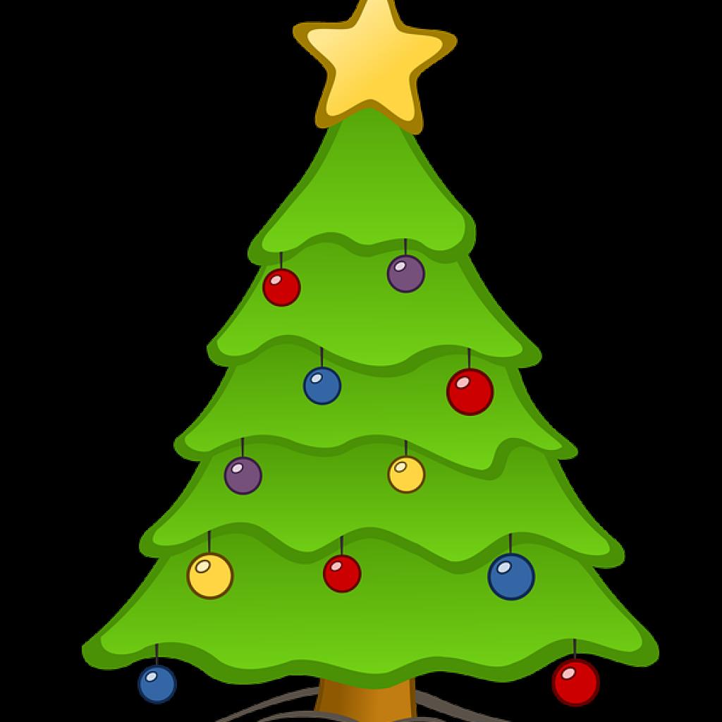 Clipart tree wedding. Christmas clip art free