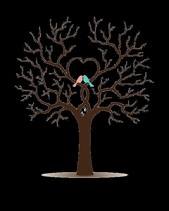 Tree clipart wedding. Pesquisa no google com
