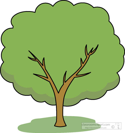 Free clip art pictures. Clipart trees