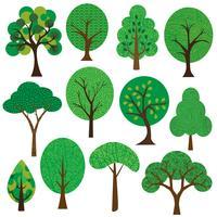 Tree free vector art. Clipart trees