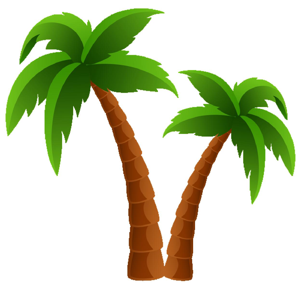 Jungle clipart palm tree, Jungle palm tree Transparent ...