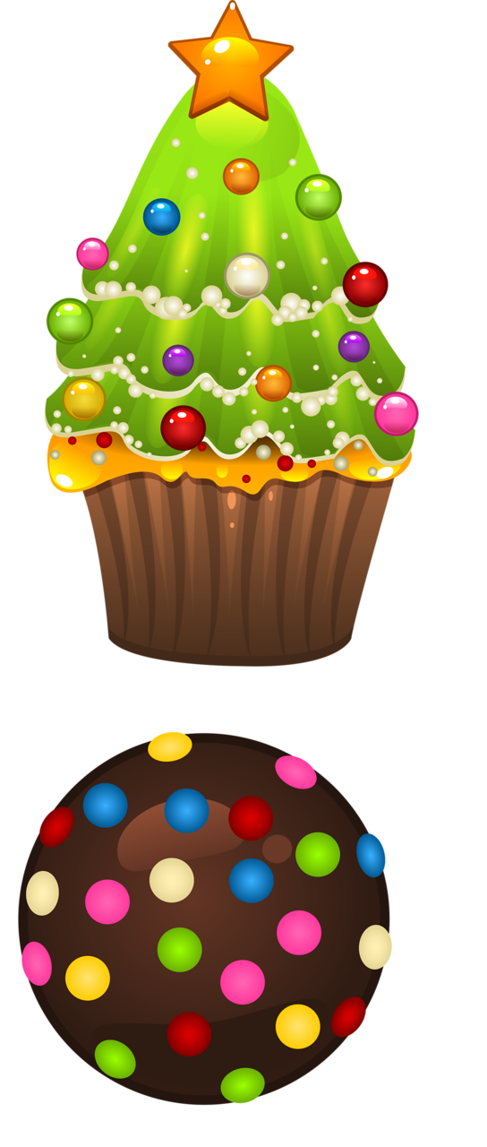 Clipart trees cupcake.  png bullet journals
