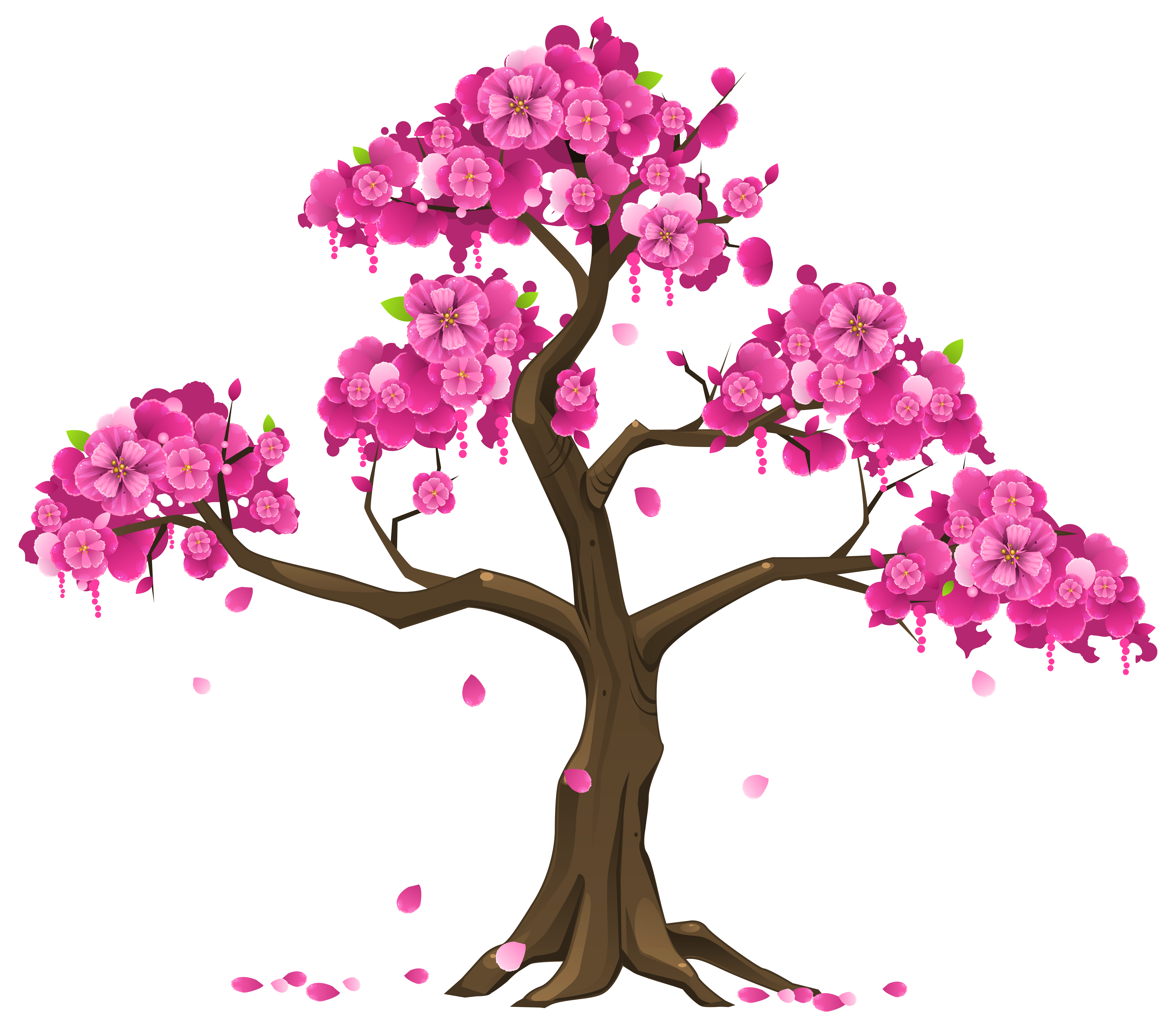 Png image gallery yopriceville. Tree clipart pink