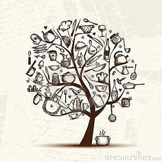 Food clipart tree. Free cliparts download clip