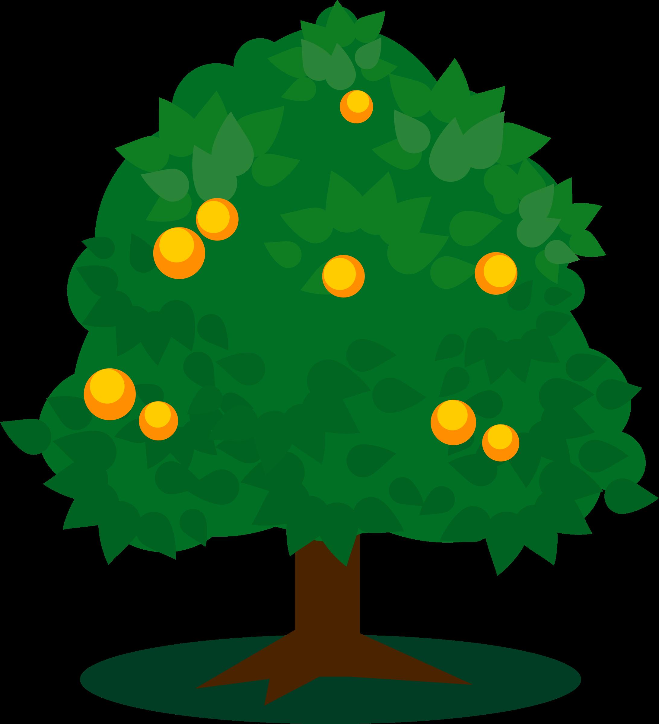 Clipart - Tree 4