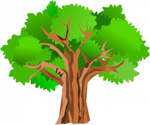 Free trees images at. Tree clipart oak