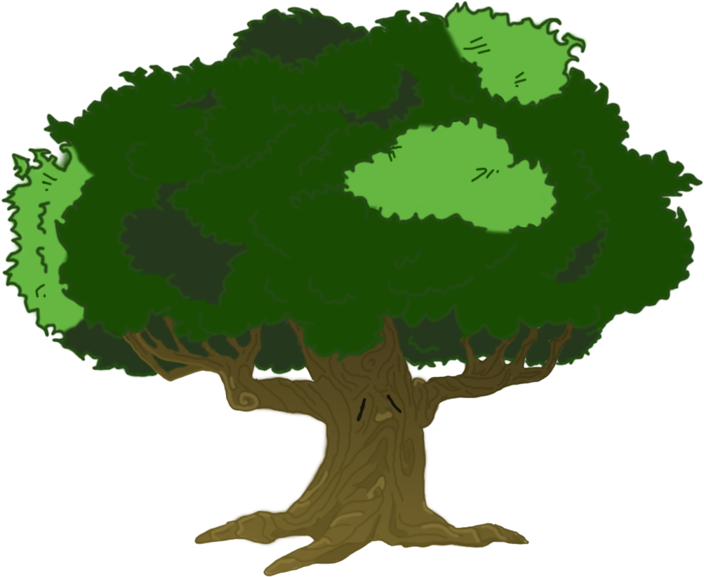 Clipart trees pencil.  collection of large
