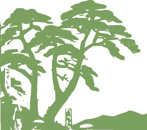 Edit clip art at. Tree clipart rainforest