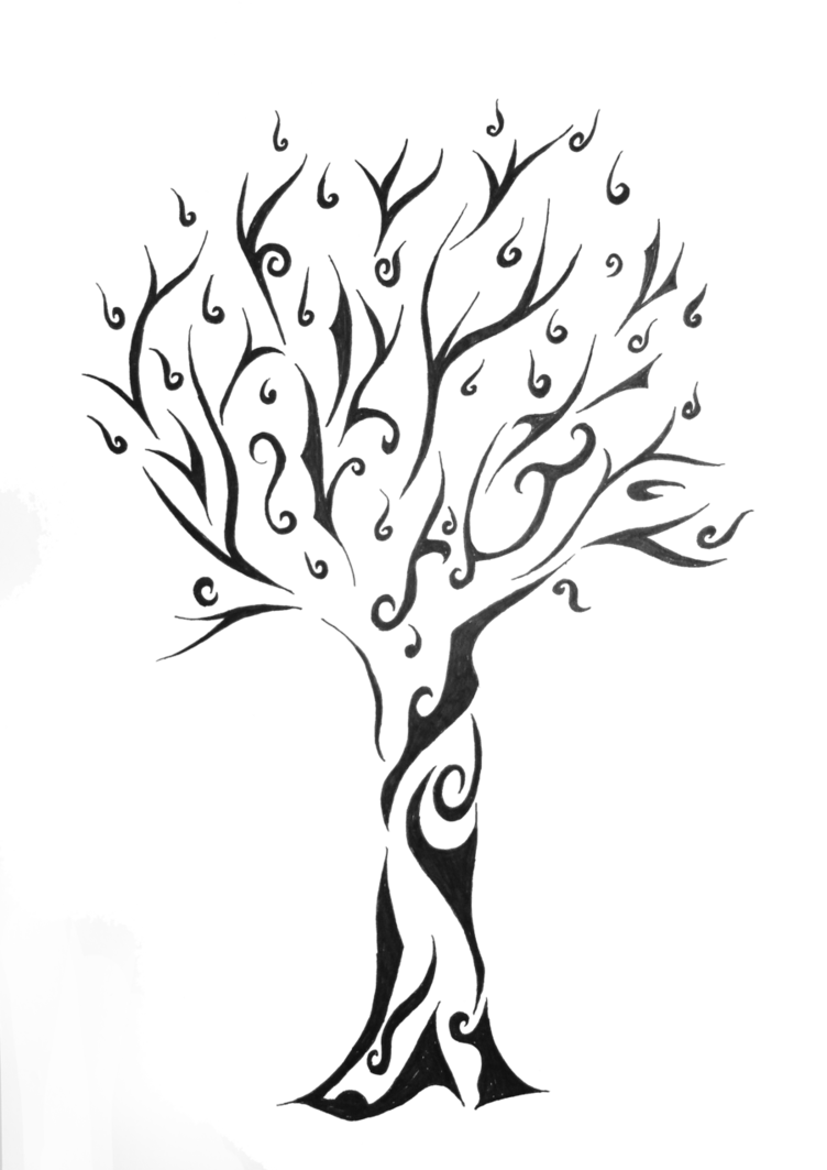 Of life tattoo designs. Dig clipart tree planting