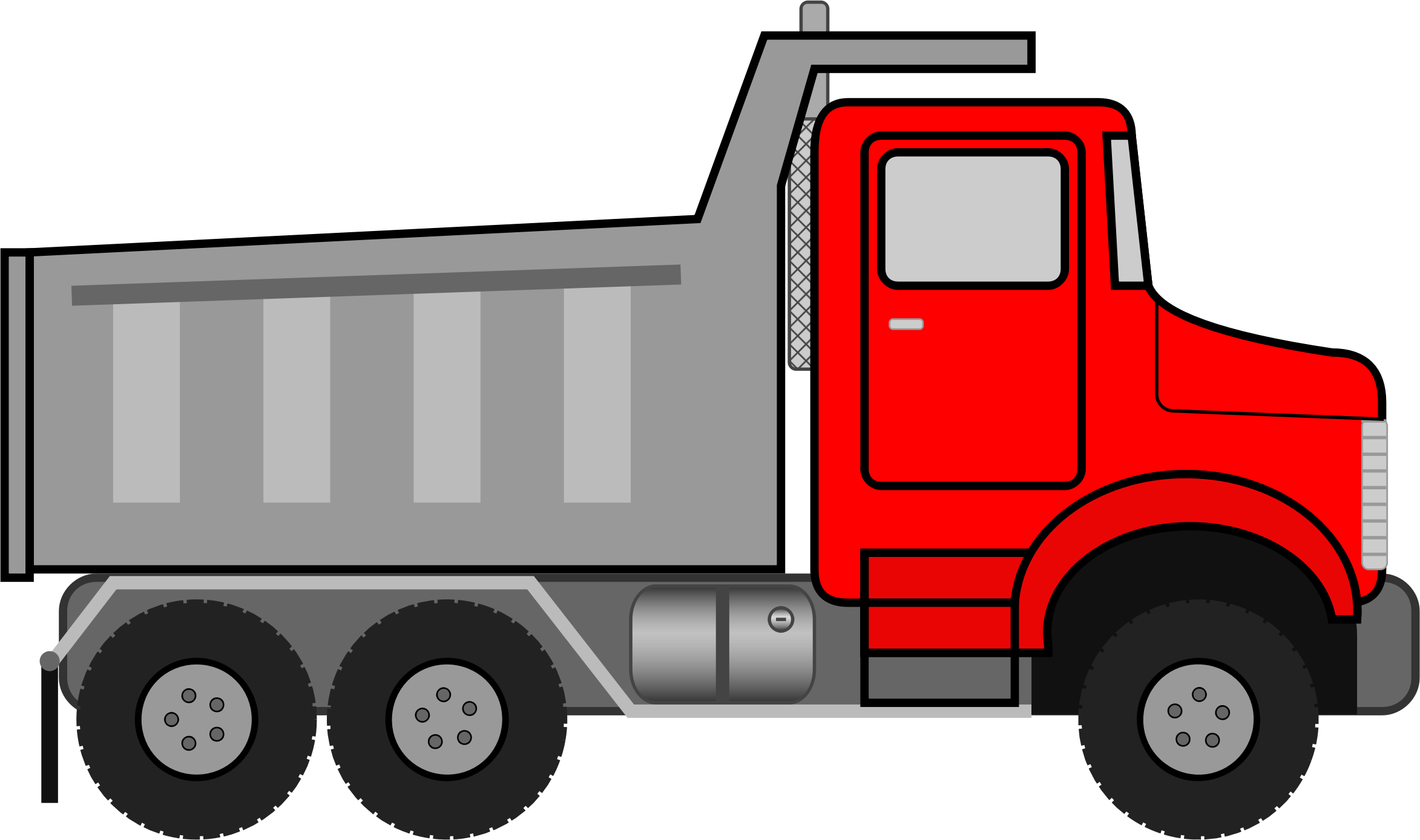 Garbage clipart bin lorry. Free photo truck load