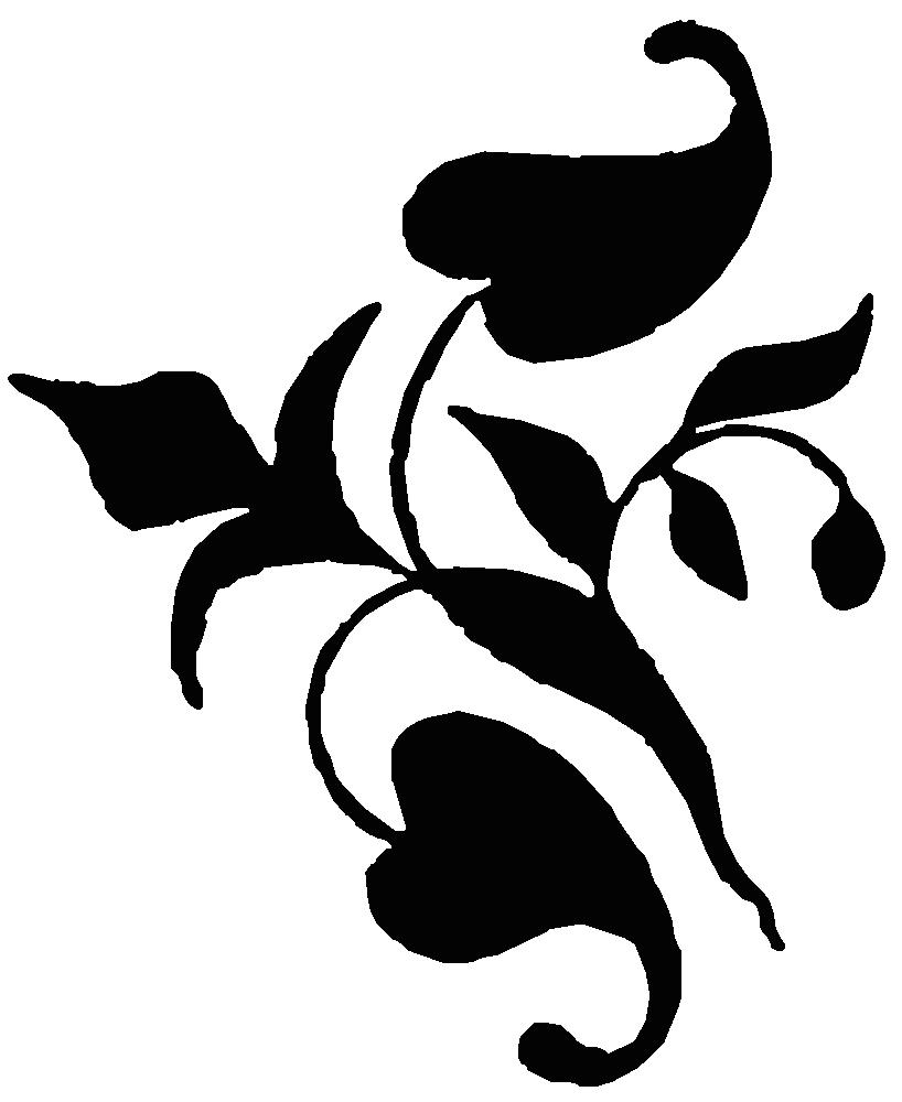 Clipart trees vine. Onlinelabels clip art ornamental