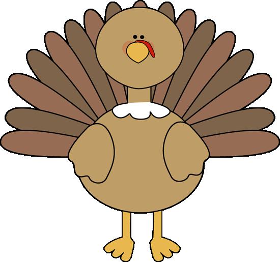 Clipart turkey. Clip art image