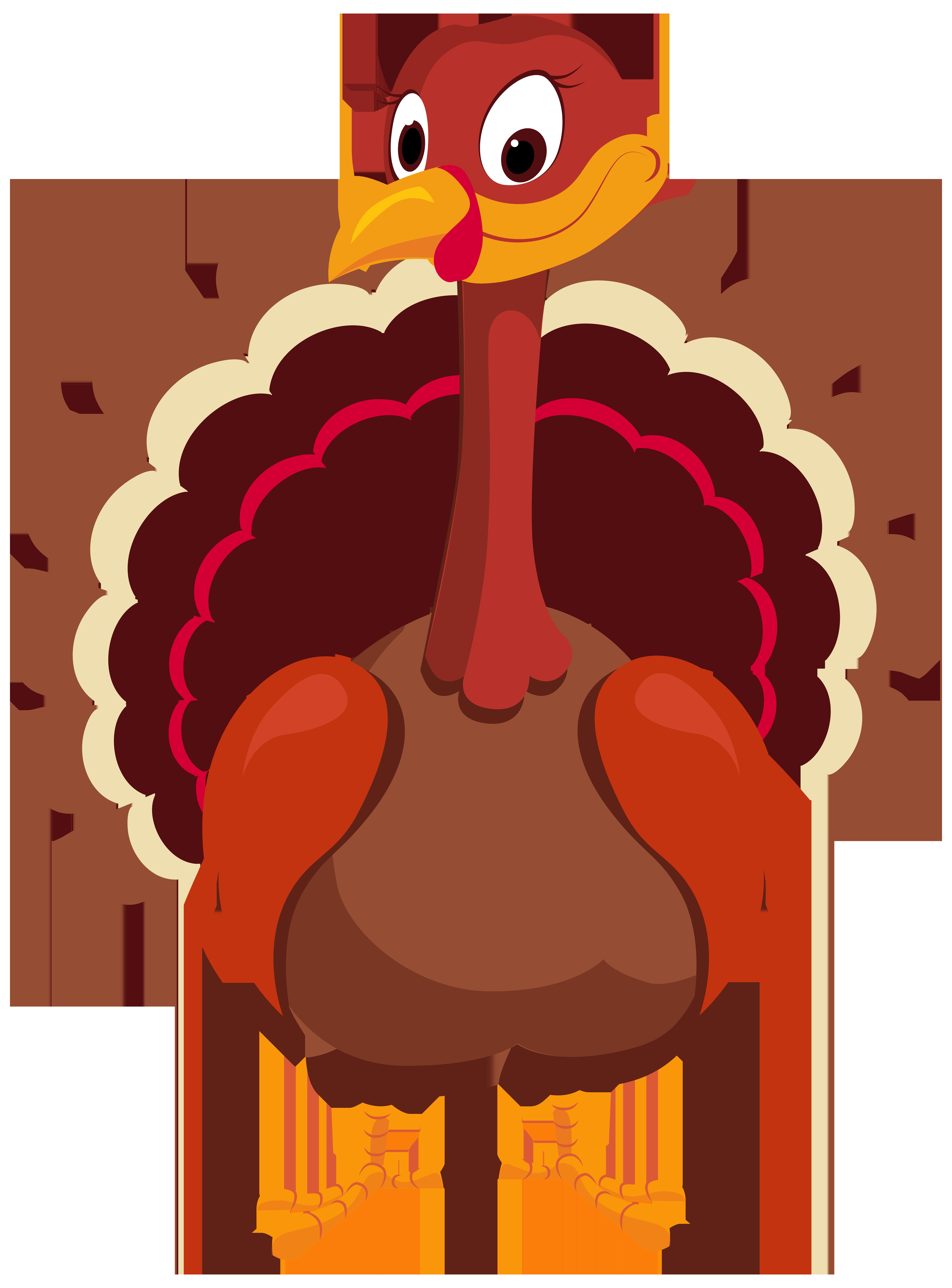 Png clip art image. Clipart turkey banner