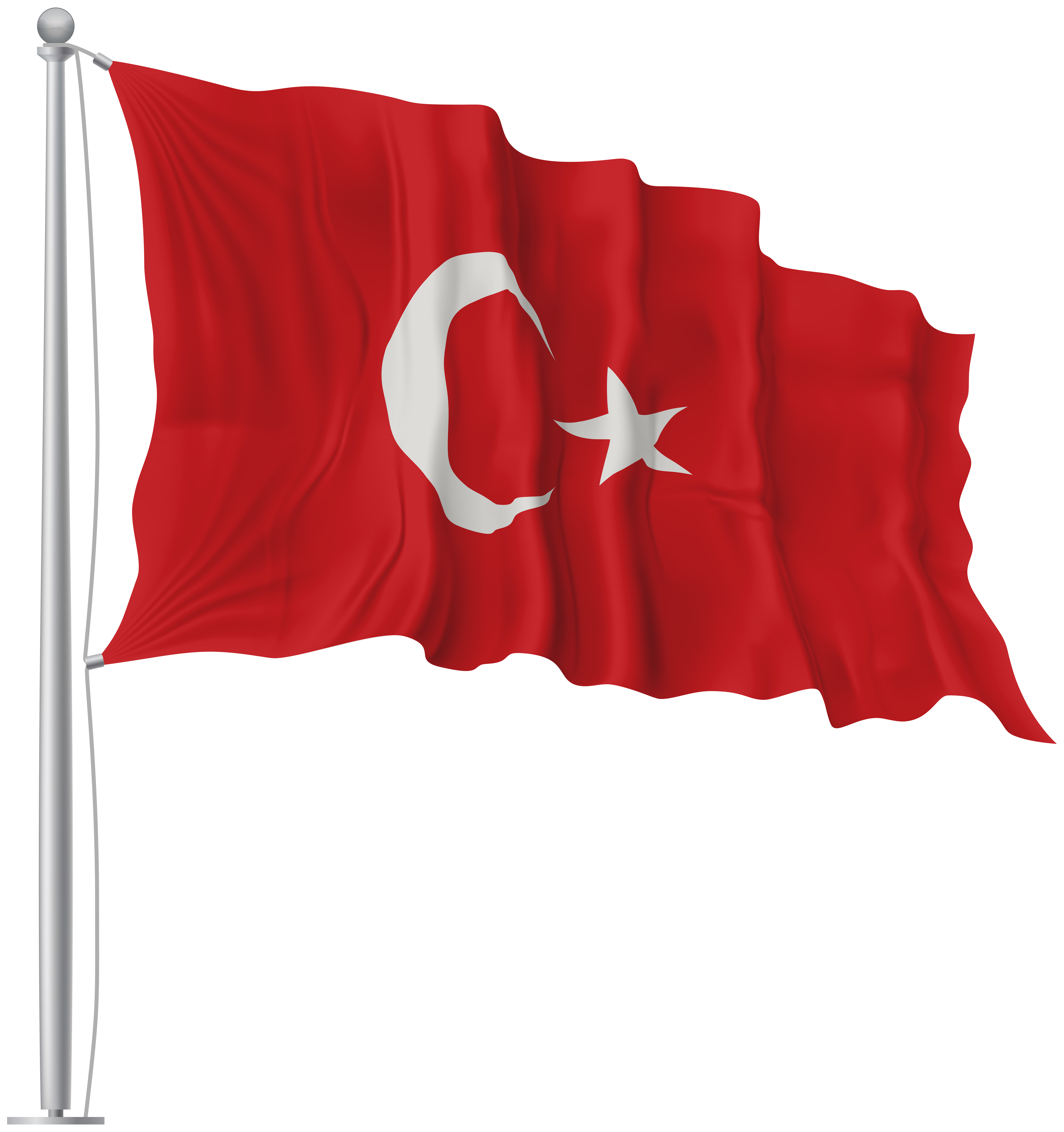 Clipart turkey banner. Waving flag png image
