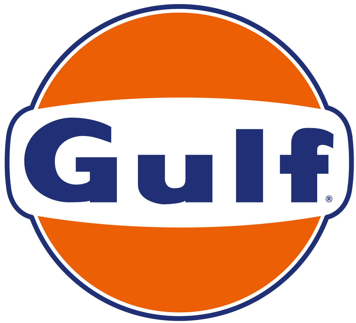 Gulf wikipedia . Industry clipart oil company