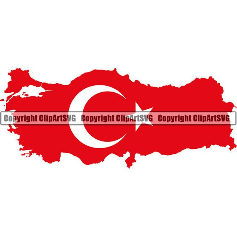 Turkish eurasia western asia. Clipart turkey country