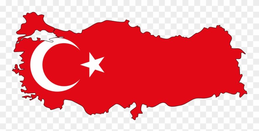 Flag clip art turkey. Country clipart transparent