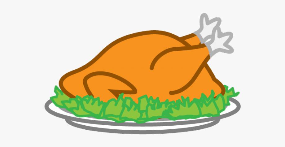 clipart turkey food