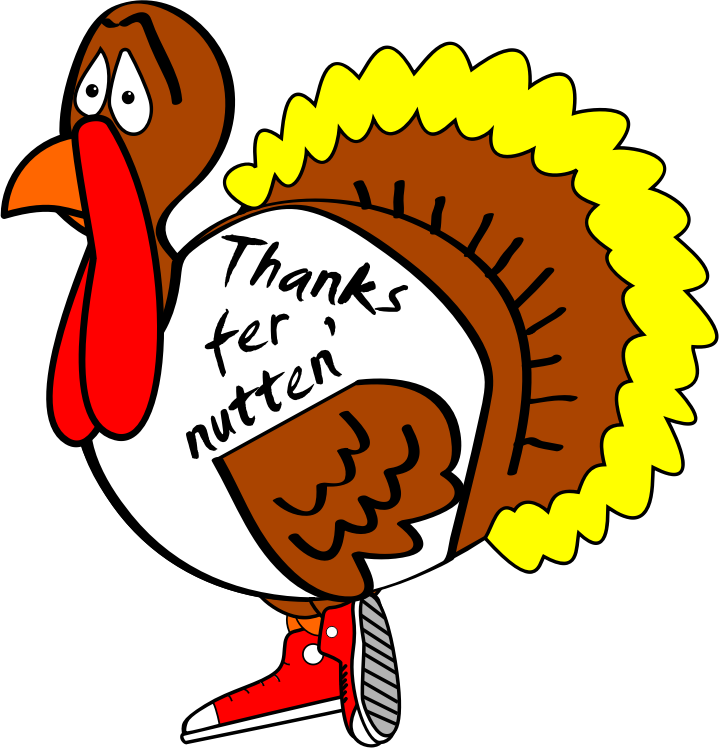 Free funny turkey cliparts. Turkeys clipart nose