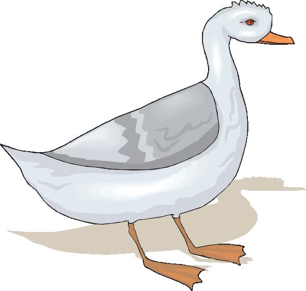 Cartoon standing clip art. Turkeys clipart goose
