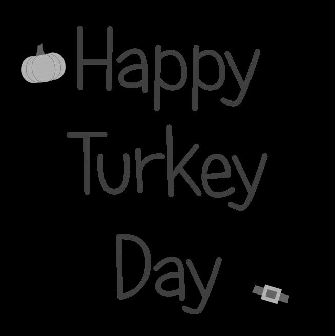 Clipart turkey happy. Day clipartblack com animal