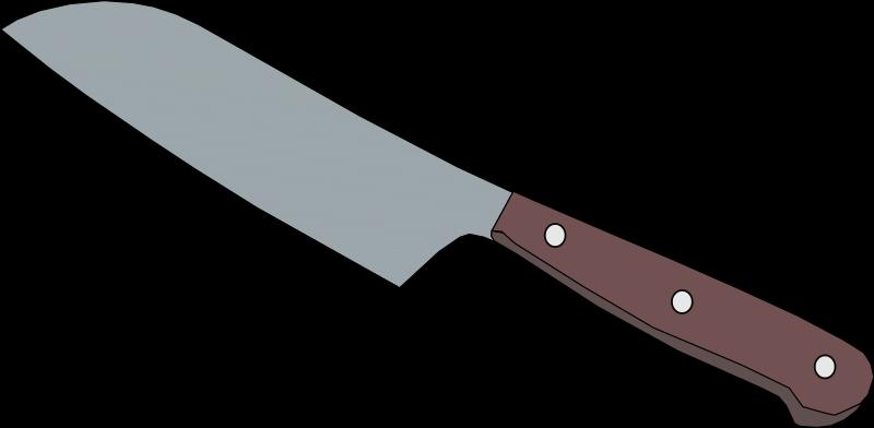 clipart turkey knife