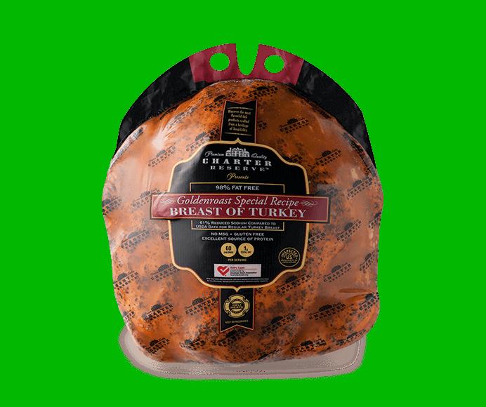 Charter reserve goldenroast special. Clipart turkey roasted turkey