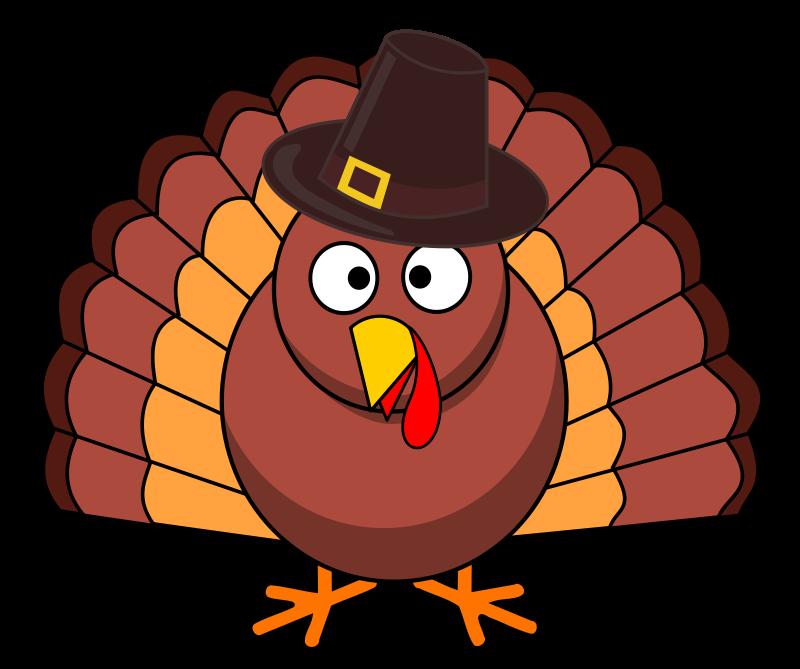 Turkeys clipart dancing. Turkey silhouette clip art