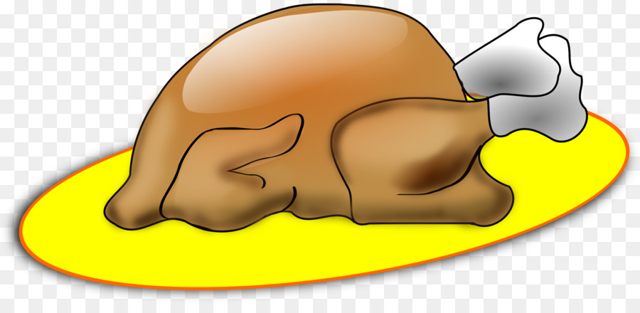Turkeys clipart nose. Turkey cartoon yellow font