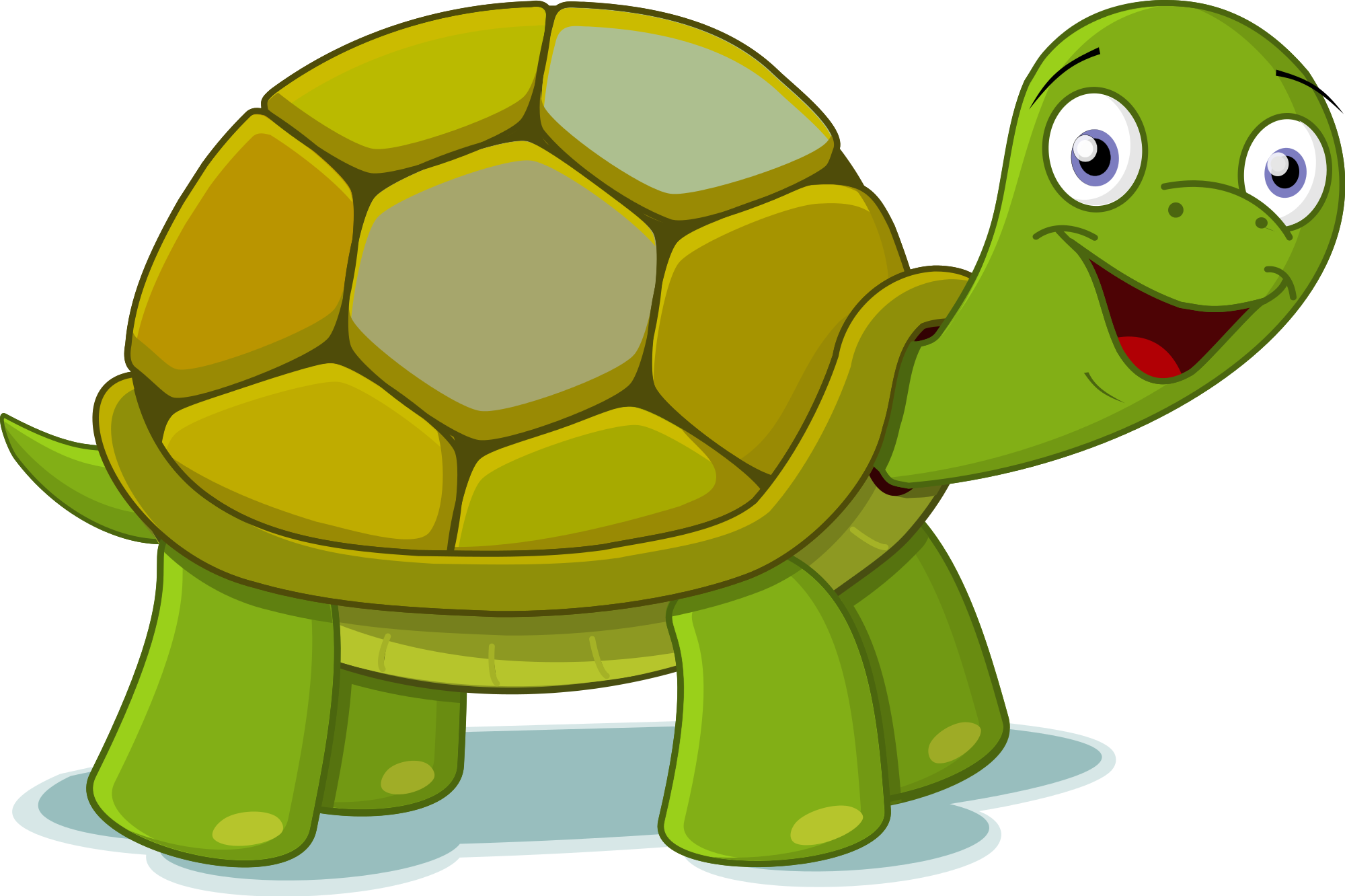 Clipart turtle. Panda free images turtleclipart