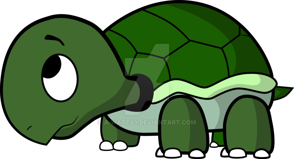 How to draw a. Clipart turtle animation