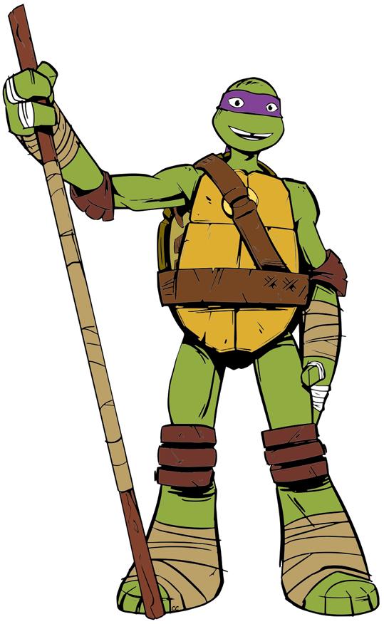 Teenage mutant ninja turtles. Logo clipart tmnt