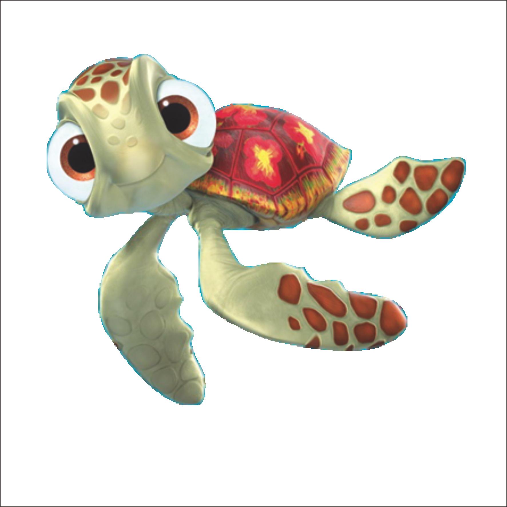 Nemo clipart sea turtle, Nemo sea turtle Transparent FREE ...
