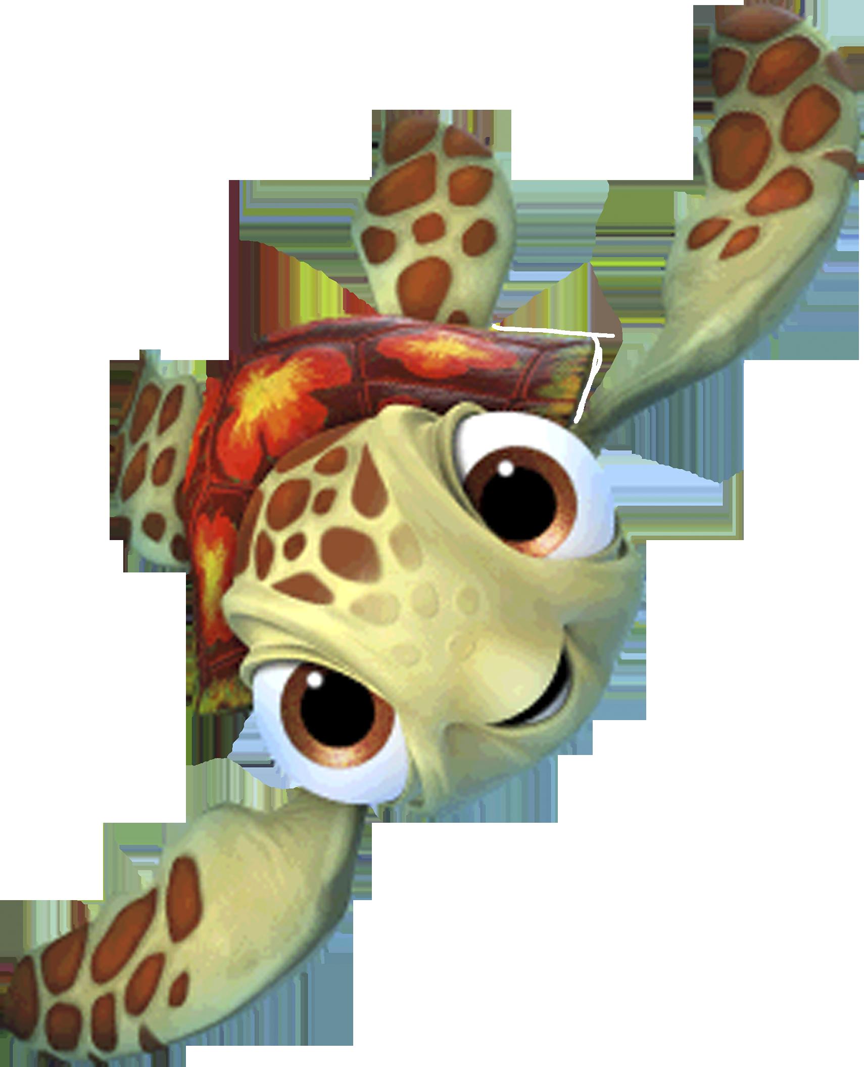 Dory clipart nemo turtle. Squirt animation clip art