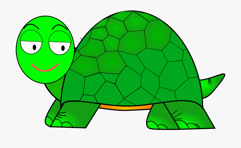 Cartoon cute free picture. Clipart turtle gambar