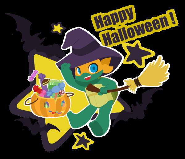 Tmnt happy by namiangel. Clipart turtle halloween
