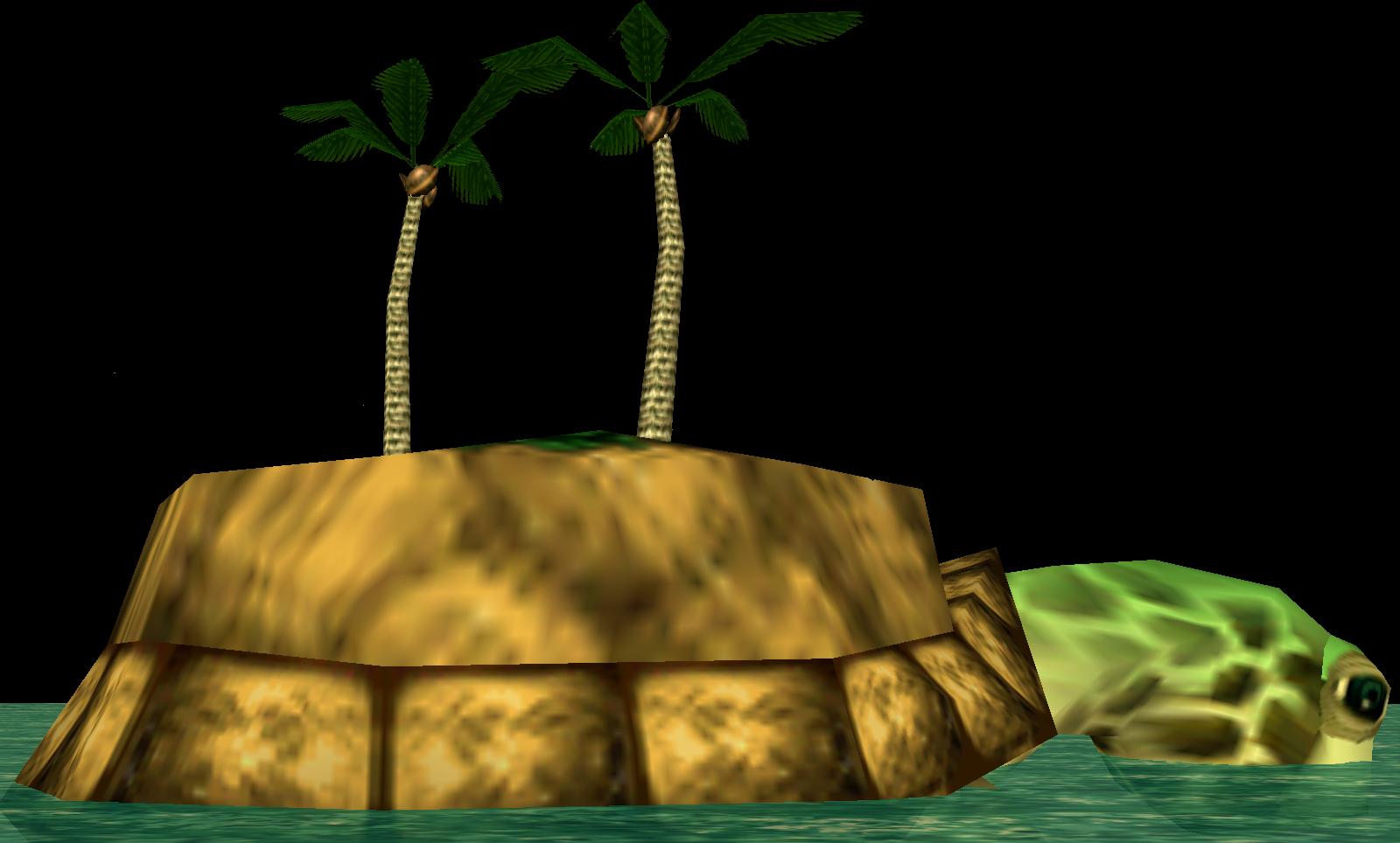 Clipart turtle land turtle. Giant zeldapedia fandom powered