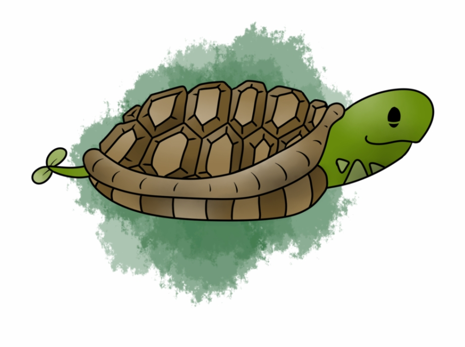 Painted pngtube . Clipart turtle land turtle
