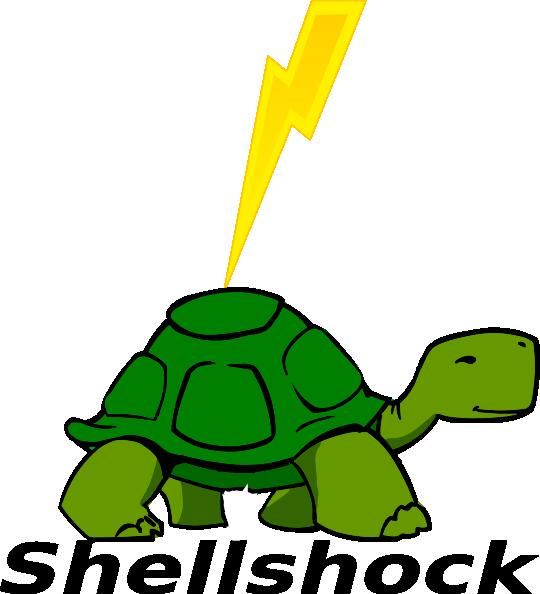 Shellshock clip art at. Clipart turtle logo