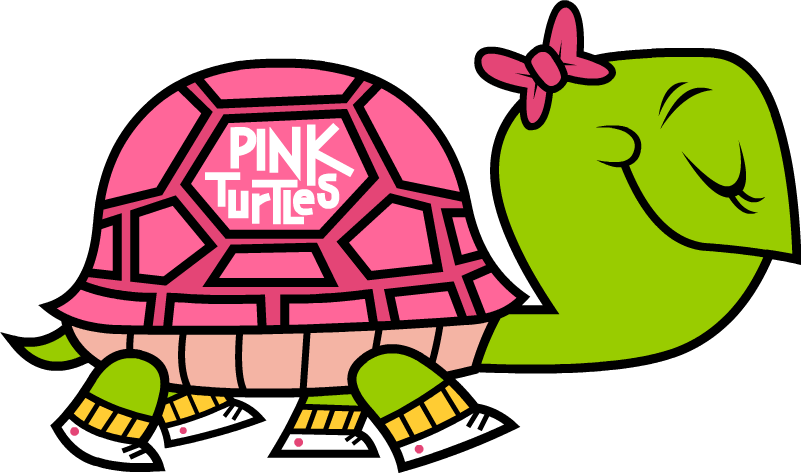 Clipart turtle logo. Different pink turtles photopng