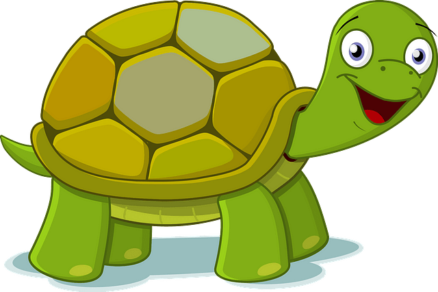 Clipart turtle month. Red eared slider free