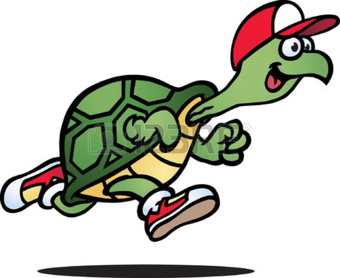 Clipart turtle run. Running cliparts zone