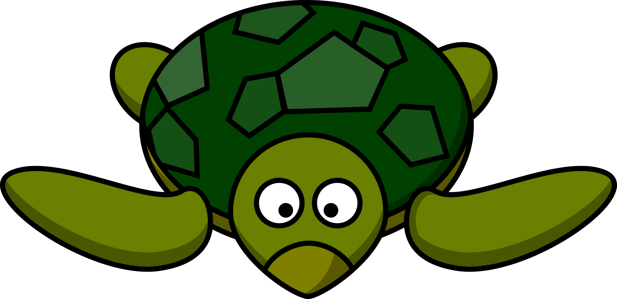 Cartoon icons png free. Clipart turtle shadow