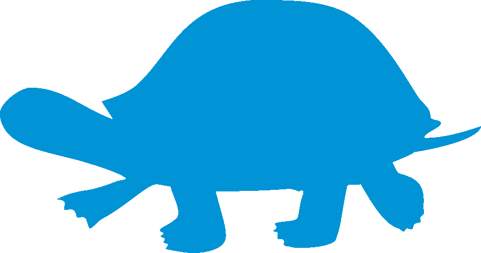 Clipart turtle silhouette. Tortoise at getdrawings com