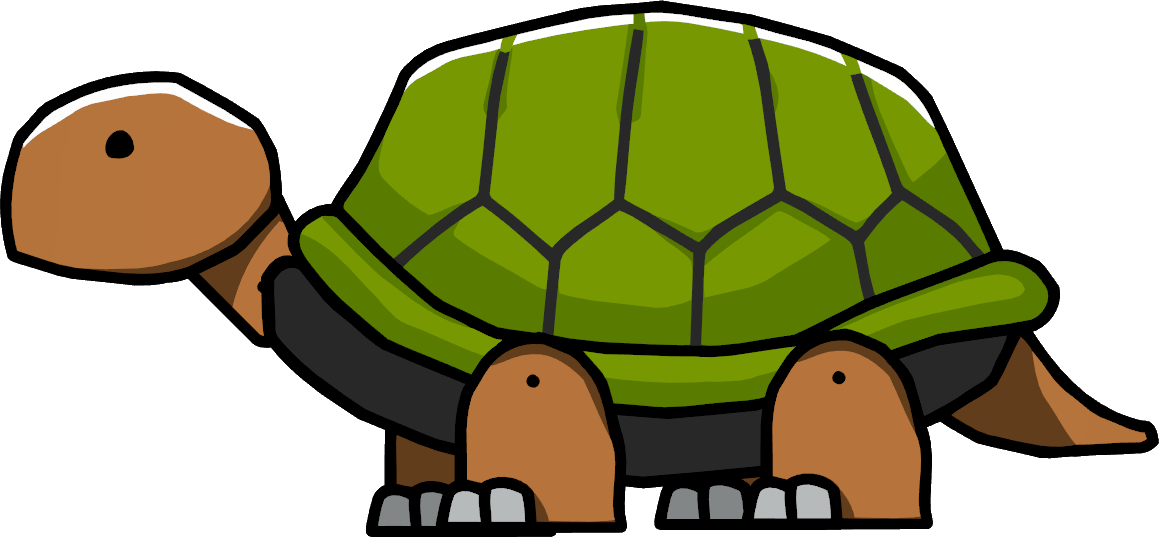 Clipart turtle snapping turtle. Category turtles scribblenauts wiki