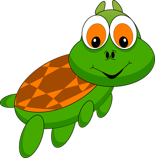 Nile river at getdrawings. Clipart turtle spring