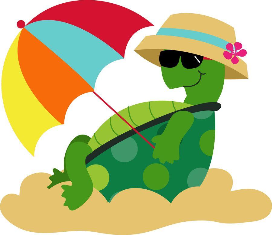 Jwi tropicalturtles minus clip. Clipart turtle summer